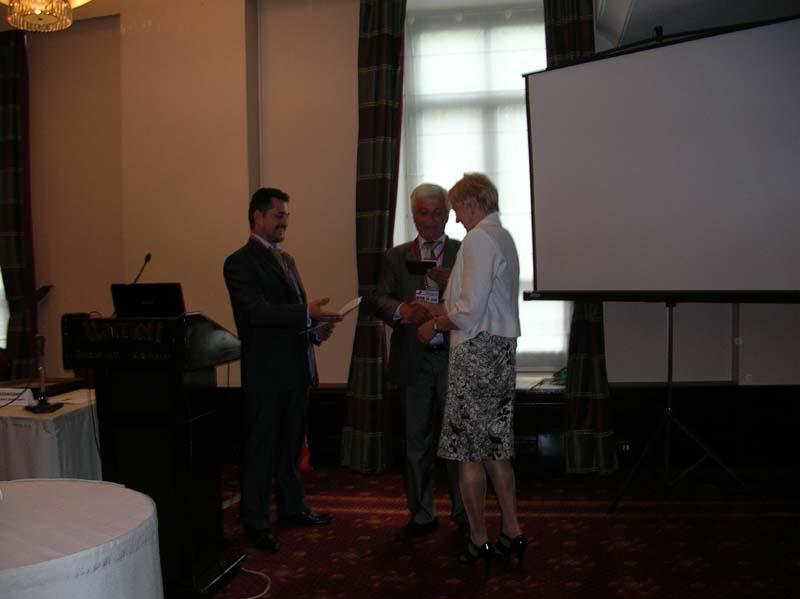 награждение медалями «За заслуги в развитии оценочной отрасли России»