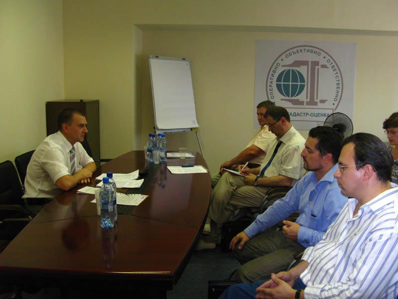 Соглашение о сотрудничестве Профсоюза с СРО НП «Кадастр-Оценка»