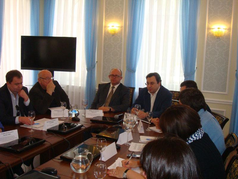 Межрегиональное совещание руководителей территориальных органов Профсоюза