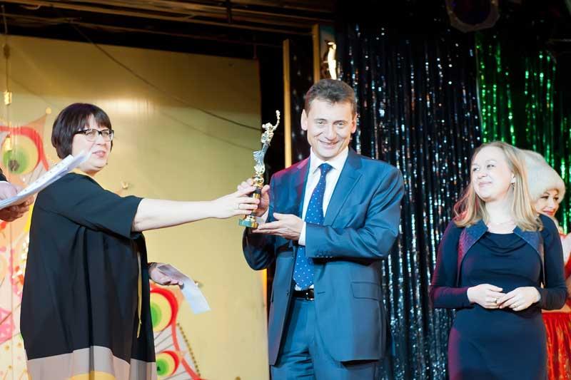 Названы имена лауреатов Национальной премии в области аудита, оценки, экспертизы и консалтинга'2012